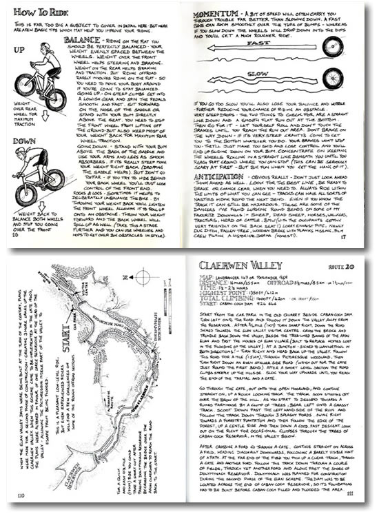 mountain bike pages