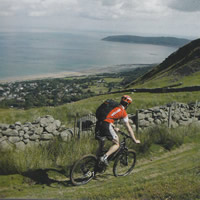 wales mountain bike route photo 1