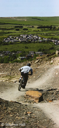 mountain bike routes photo 5