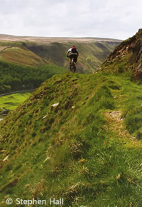 mountain bike routes photo 1