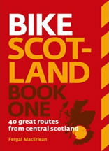 Bike Scotland Book One Cover