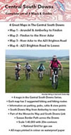 South Downs MTB Route Maps