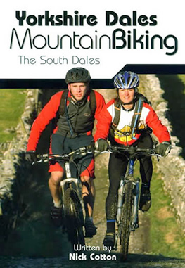 South Yorkshire Dales Mountain Biking, a route guide book by Nick Cotton