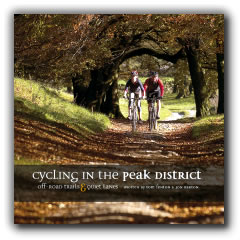 Cycle routes in the Peak District 1