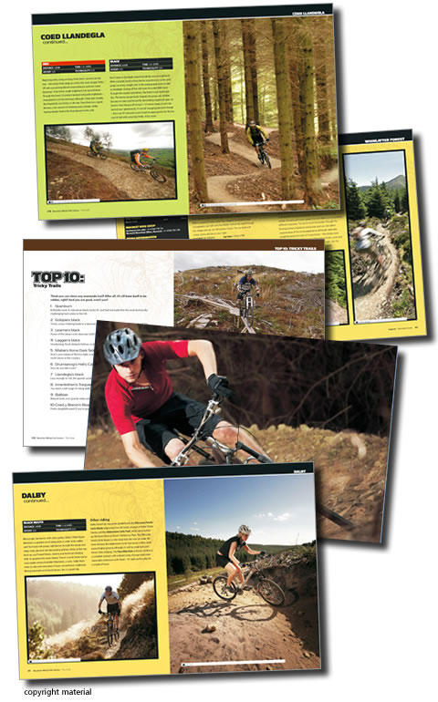 mountain bike trail centres pages