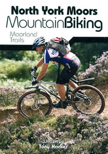 The North York Moors  mountain biking routes guide