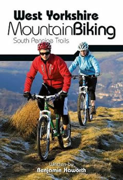 West Yorkshire Mountain Biking Front Cover
