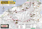 conwy mountain bike map